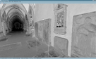 3D laser scanner point cloud church St. Michaelis Hildesheim, Spatial Humanities