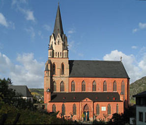 Liebfrauen church Oberwesel, Spatial Humanities